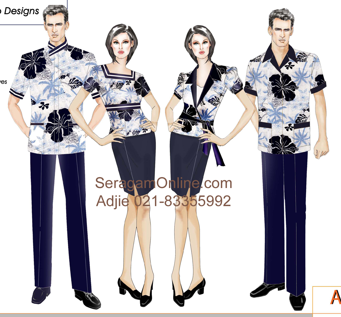Desain Seragam Online Baju Seragam Murah