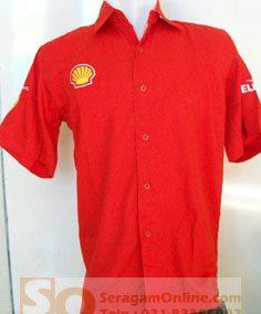 Kemeja Shell
